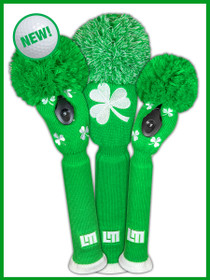 Loudmouth Shamrocks Headcover Set