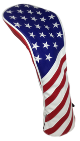 ReadyGolf USA Flag Headcover - Driver