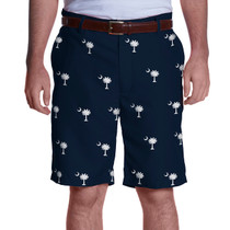 Ovation: Men's Game Changer Shorts - Palmetto Moon