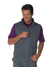 Chase 54: Men's Full Zip Vest - Prospect