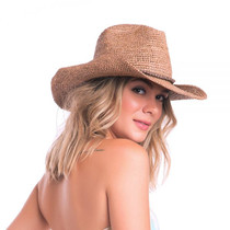 Ale by Alessandra - Womens Sun Hat - Cassidy Toast