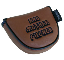 ReadyGolf Embroidered Putter Cover - Bad Mother Fucker (Mallet)