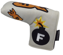 ReadyGolf Putter Cover - F-Bomb
