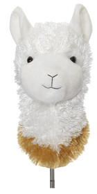 Lucky Llama Golf Headcover by Creative Covers