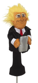 Donald Trump Golf Headcover by Creative Covers