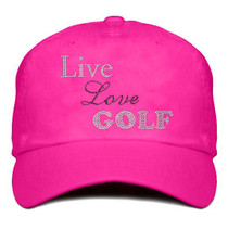Titania Golf: Women's Cap - Live Love Golf