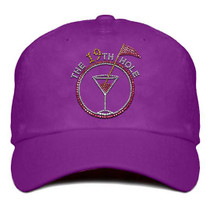 Titania Golf: Women's Cap - The 19th Hole