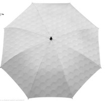 "Golf Ball 62"" Golf Umbrella by Haas-Jordan"