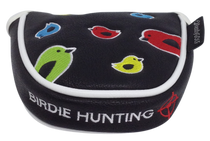 Birdie Hunting Embroidered Putter Cover by ReadyGOLF - Mallet (Pre-Order)