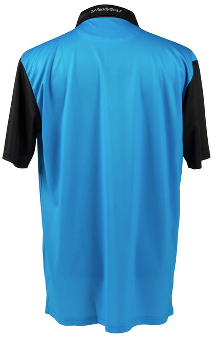 Pole Dancer Blue Naked Lady Golf Polo Shirt By Readygolf-3276