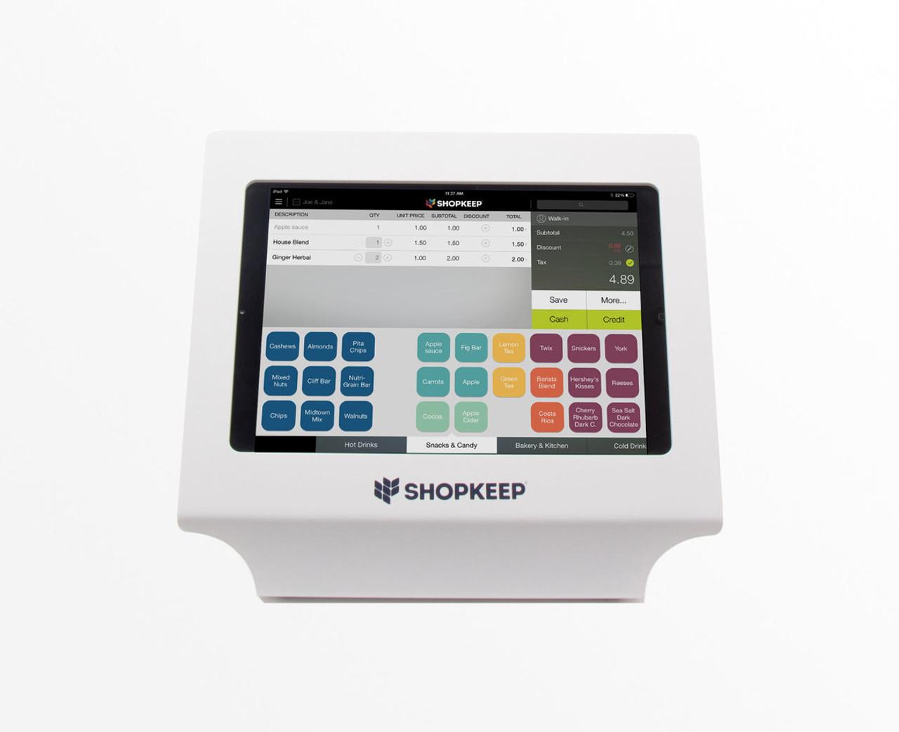 Simplicity iPad 4 Enclosure
