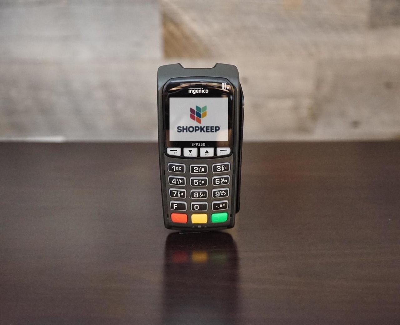 Ethernet Credit Card Reader (EMV Chip Card Enabled)