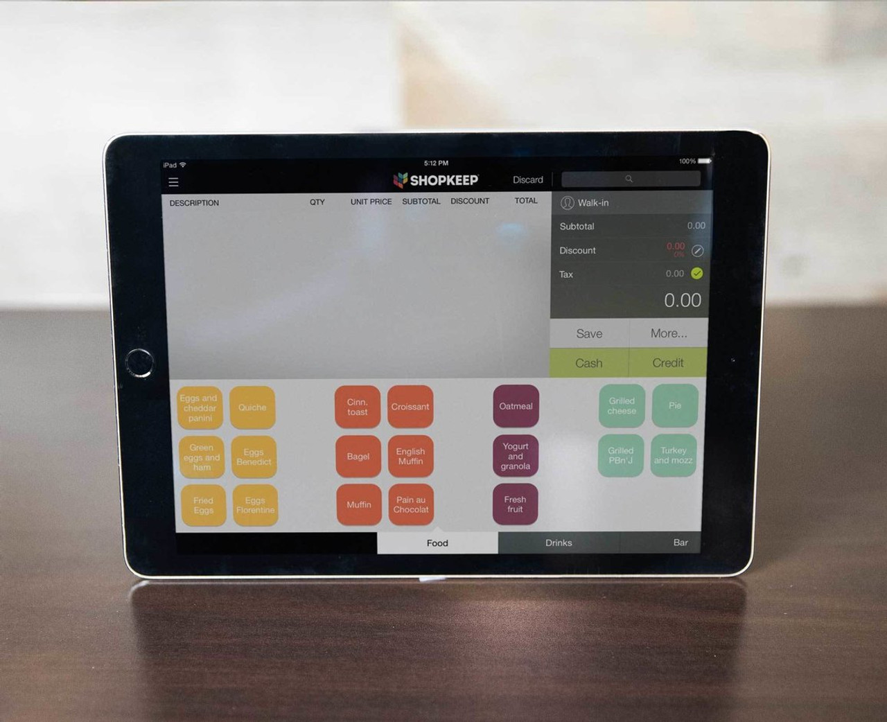 apple ipad wifi ipad pos devices shopkeep store