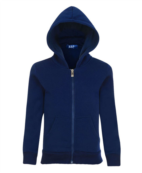 Kids R&P Plain Tracksuit Jumper or Trousers in Navy