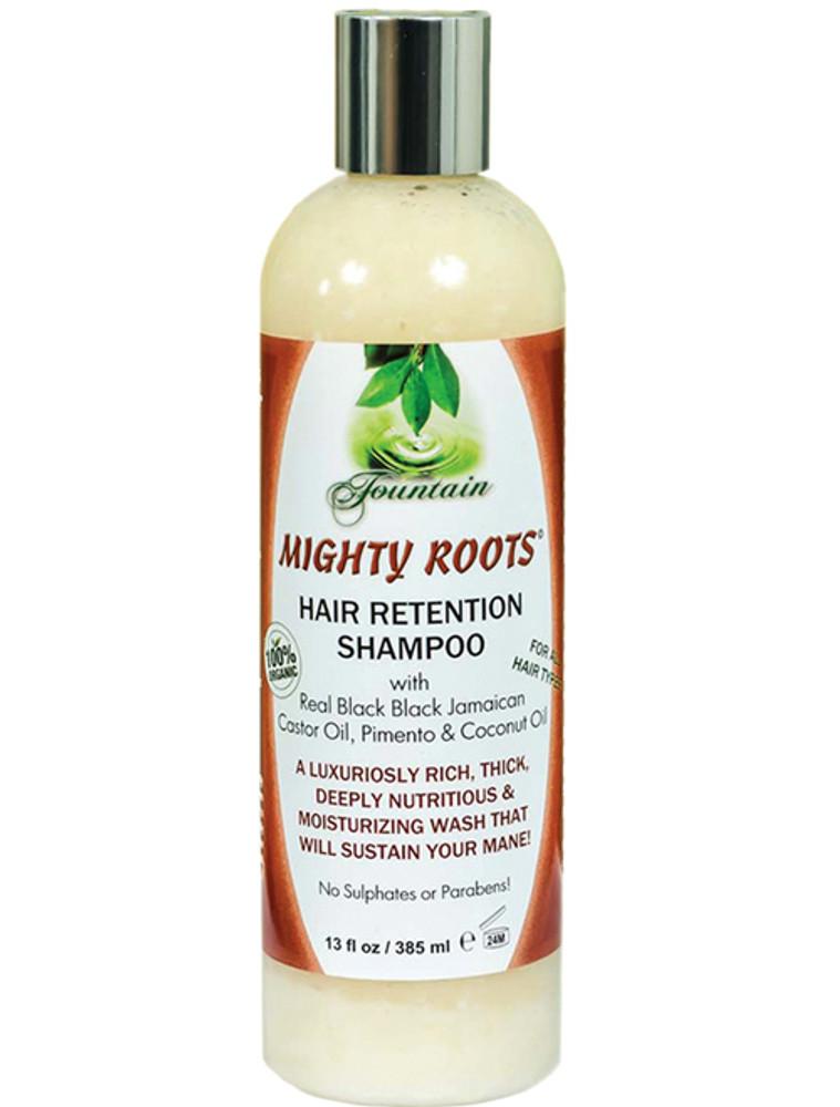 Fountain MIGHTY ROOTS Hair Retention Shampoo 13oz