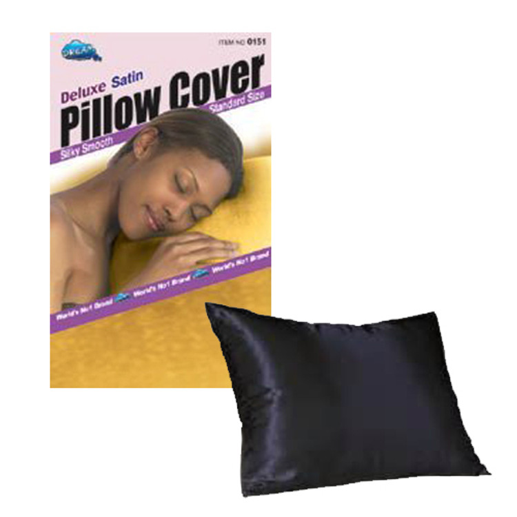 Deluxe Satin Pillow Cover