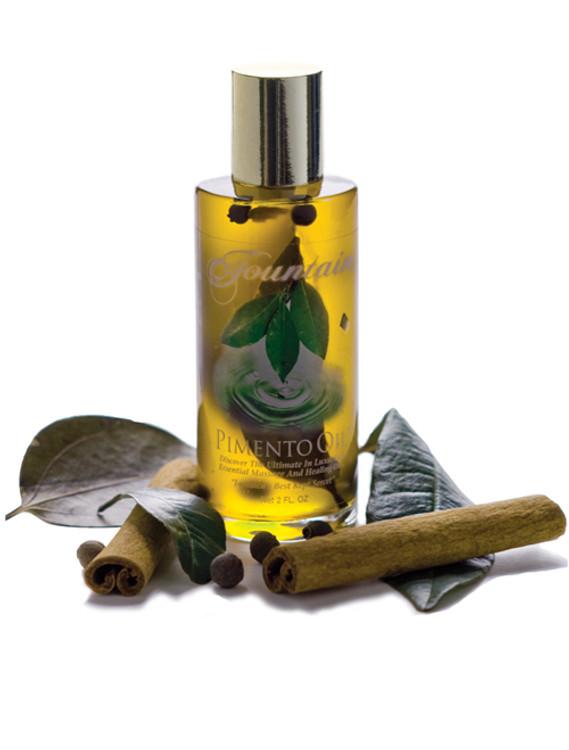 Fountain Pimento Oil 2 Oz