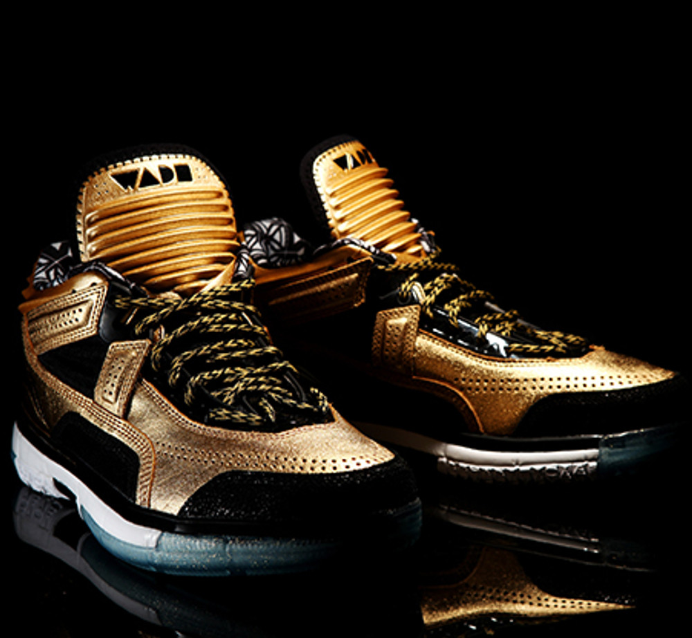 """Way of Wade Encore 1.5 Limited Edition """"Gold Rush"""""""