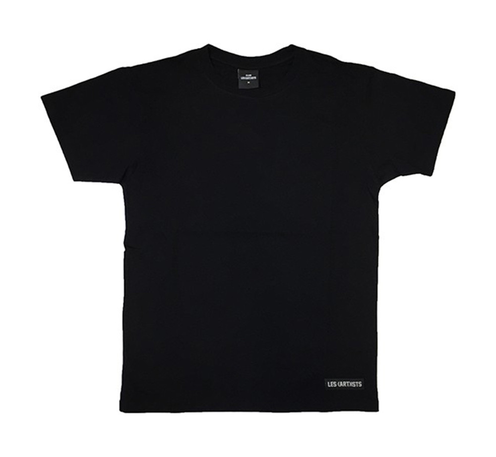 LES (ART)ISTS Black KENDRICK87 Football Tee