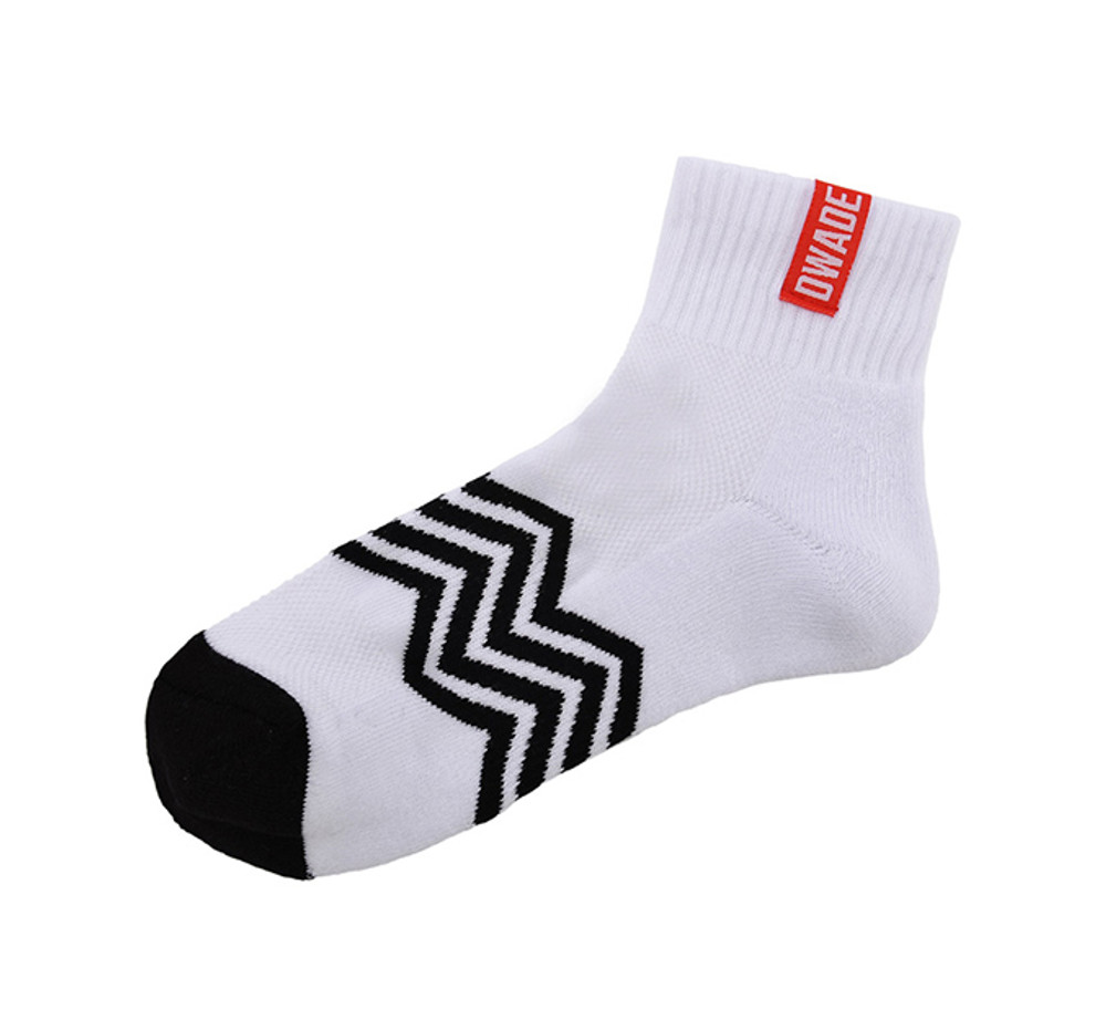 DWADE Terry Low Cut Socks AWSM277-1 (White)