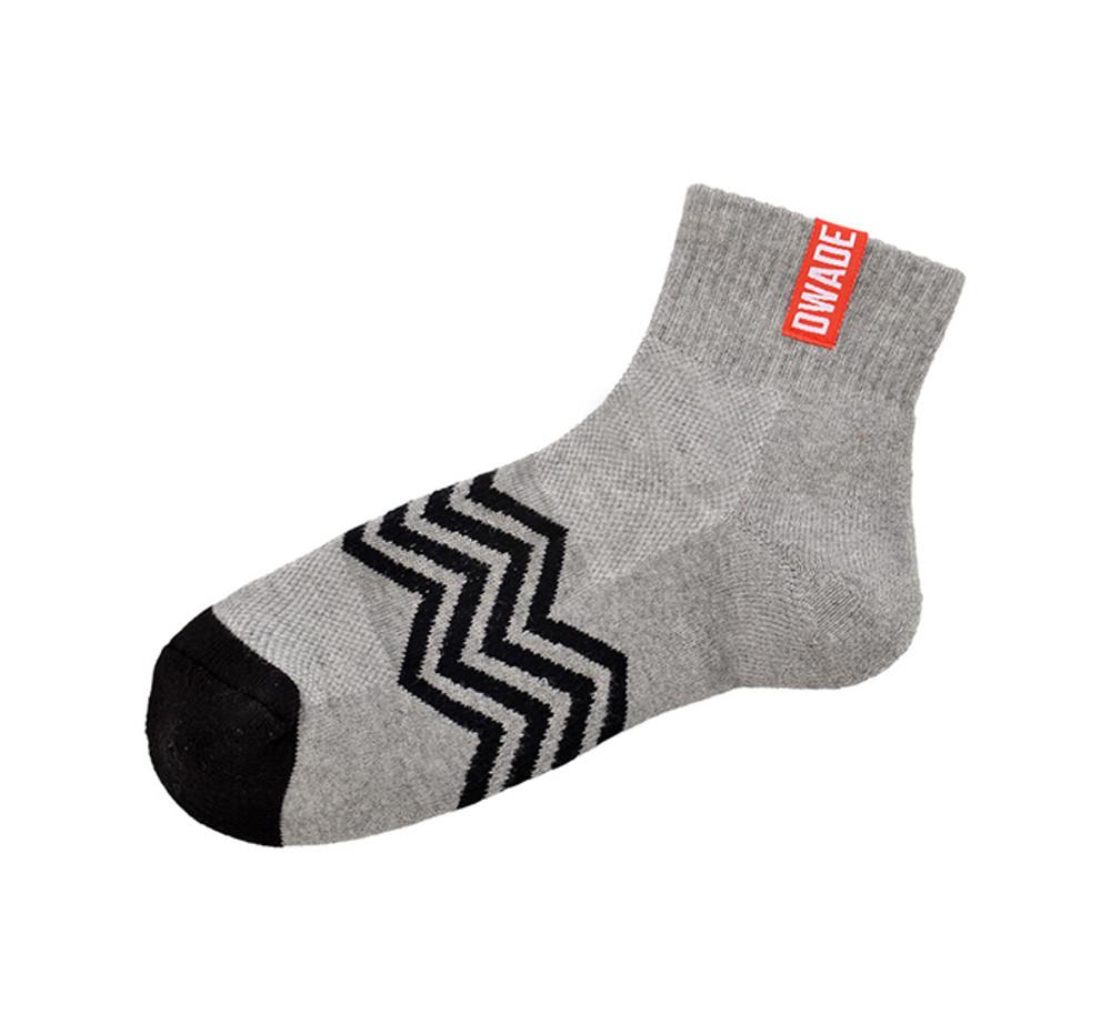 DWADE Terry Low Cut Socks AWSM277-2 (Grey)