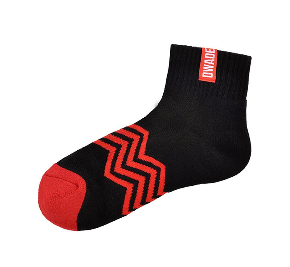 DWADE Terry Low Cut Socks AWSM277-3 (Black)