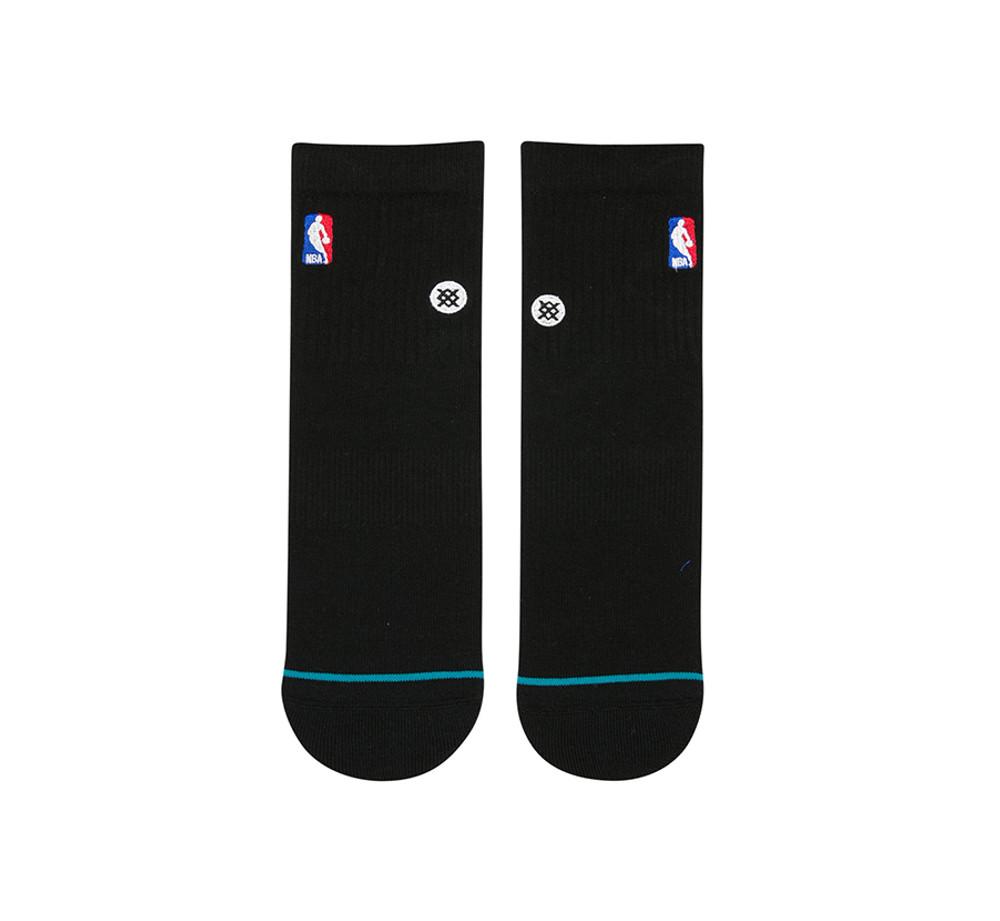 NBA LOGOMAN QTR Black