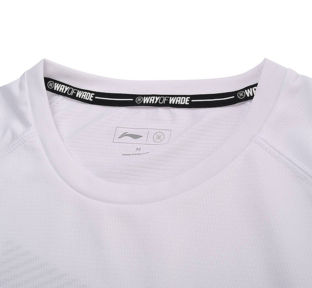 Wade Performance Tee ATSN019-6 White