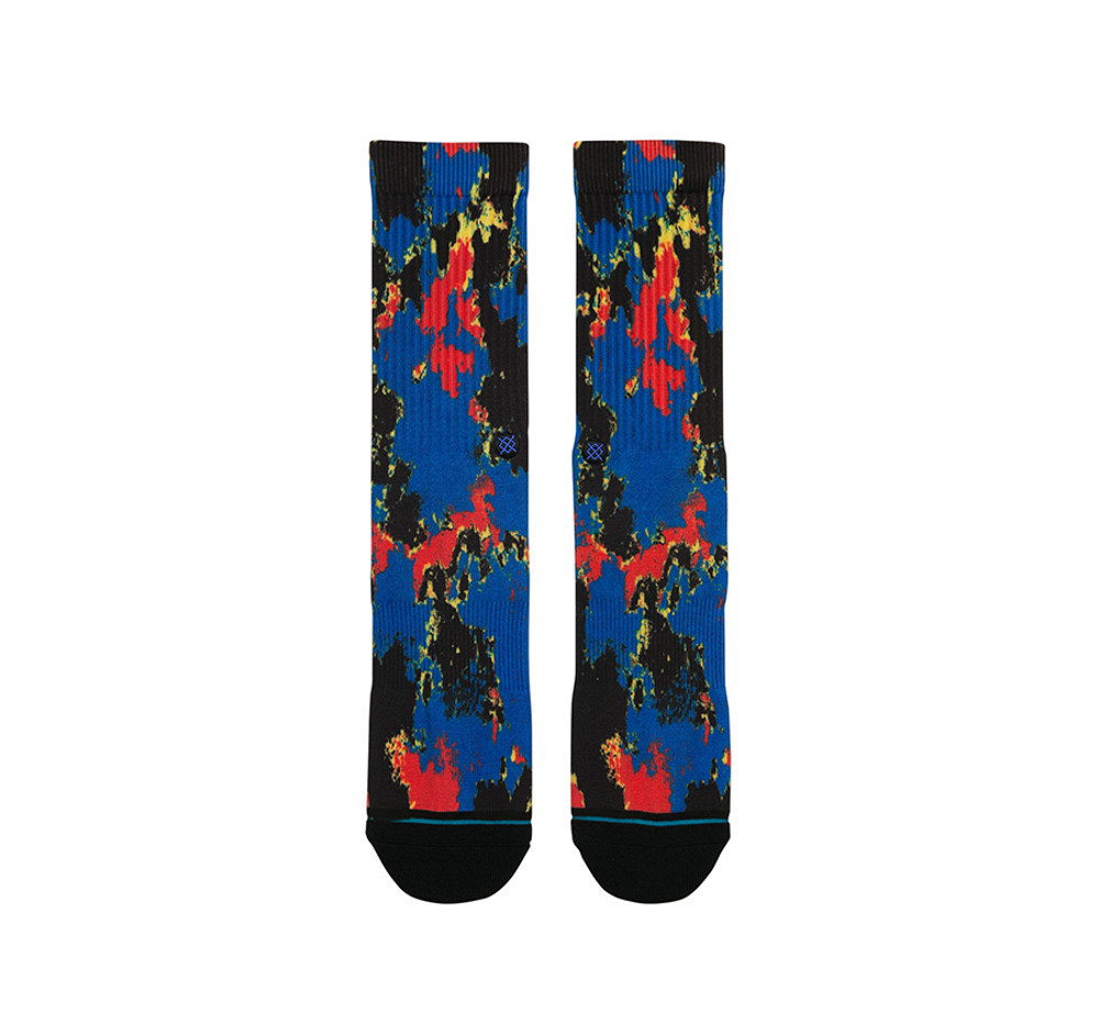 Stance Dazed Blue Socks