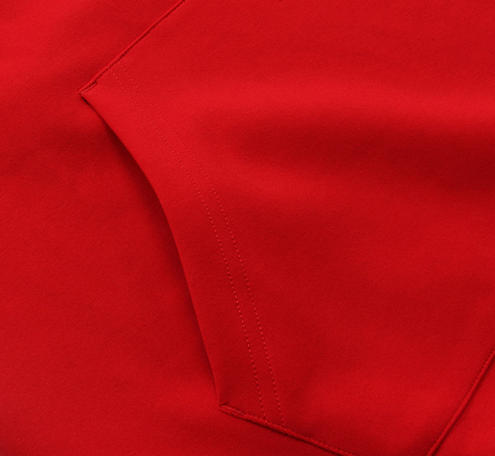 Li-Ning New York Fashion Week Hoodie AWDN991 Red