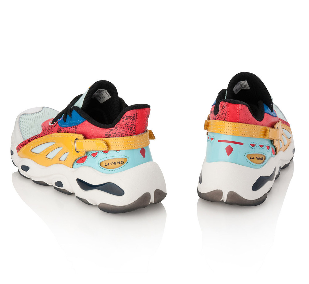 "Li-Ning New York Fashion Week Sneaker ""Butterfly"""