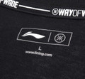 Wade Lifestyle Tee AHSN061-2 Black
