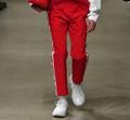 Li-Ning New York Fashion Week Track Pant AYKN371-2 RED