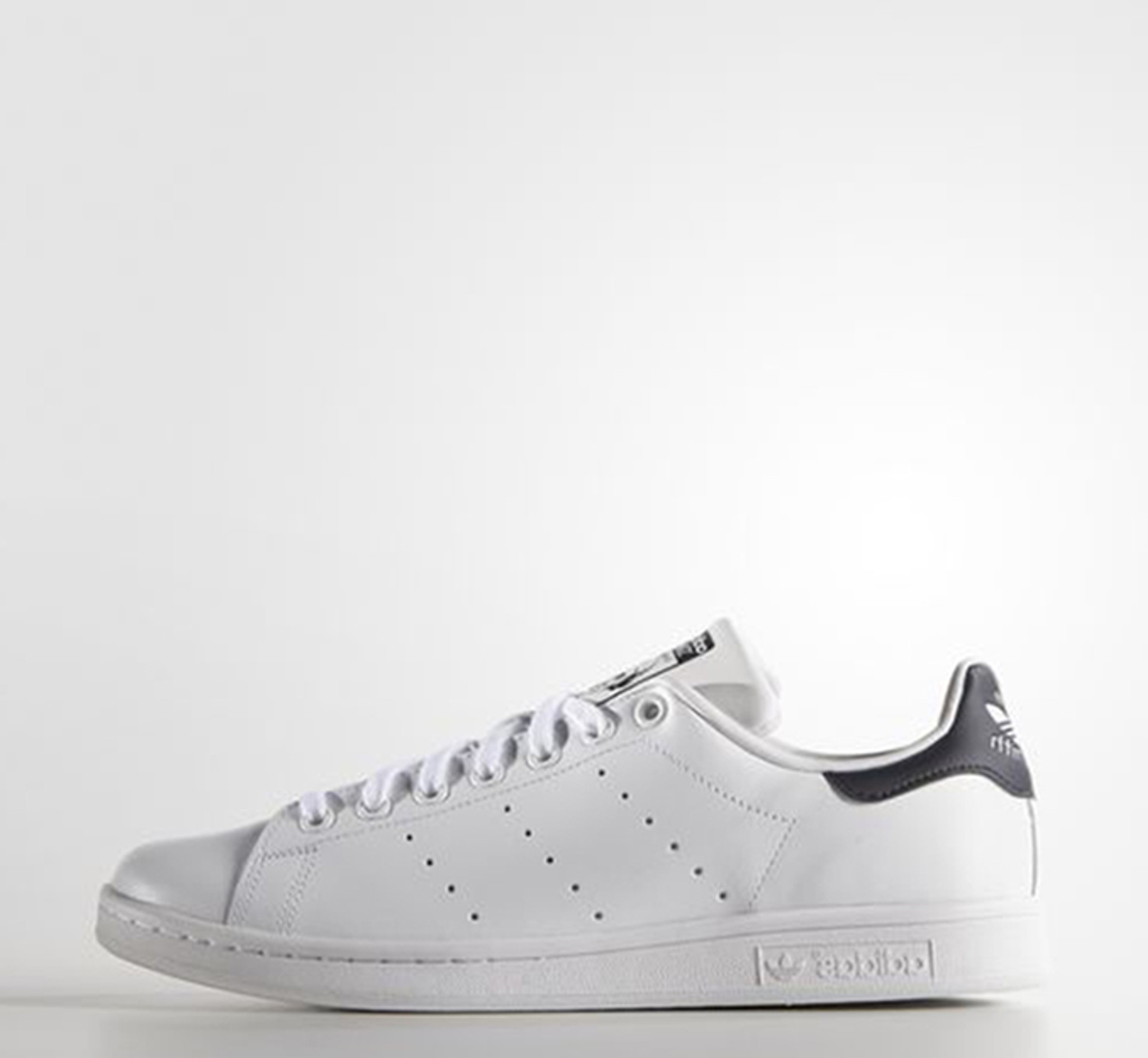 adidas stan smith mens white navy nz
