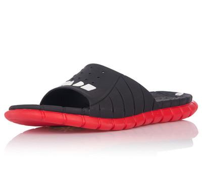 Wade Uncage Slipper Red Black
