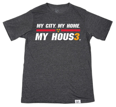 MY CITY. MY HOME. MY HOUS3. - Men