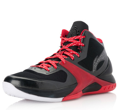 Wade Sixth Man Black Red