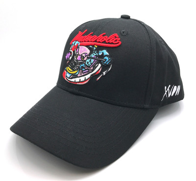 Wadeaholic Cap Designed By Huss