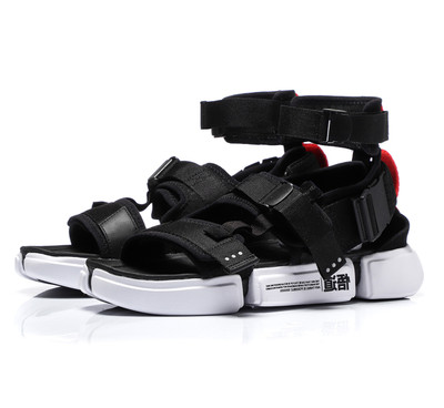 Li-Ning Paris Fashion Week Sandal Black