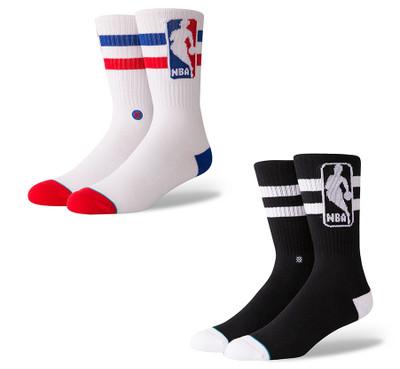 Stance NBA Logoman Oversize Socks