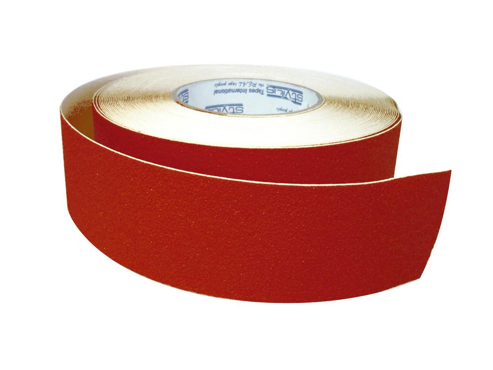 50mm Anti-Slip Tape 18 metres RED