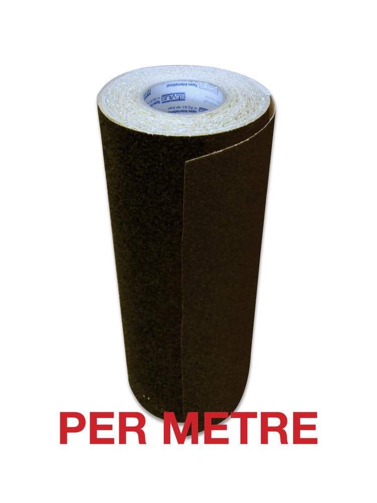 400mm Anti-Slip Tape BLACK - PER METRE