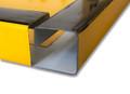 1800x600 Box Section D/SIDED - ROADWORK ON SIDE ROAD / END ROADWORK