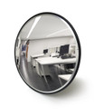 Convex Mirror 600mm INDOOR polycarbonate face includes wall bracket