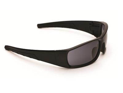 RADIUM Y Series - Matte BLK Frame - Smoke Lens GLASSES