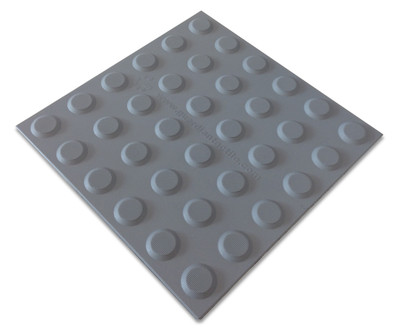 Tactile 300x300 Self Adhesive Polyurethane MEDIUM (Dark) GREY