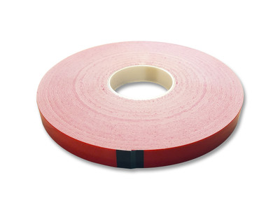 D/Sided Tape 5711 FOAM 1.1mm WHT 24mmx33mtr ROLL