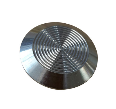 Stainless Tactile FLAT (no spigot)