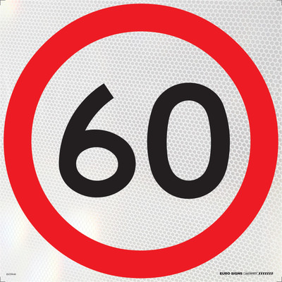 60- 600x600 Corflute HI-INT BLK/RED/WHT