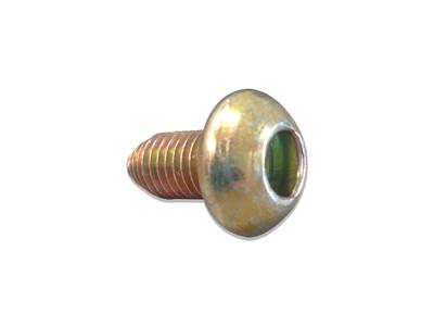 Anti Vandal Trilobular Bolt M10x21mm - Cone Point